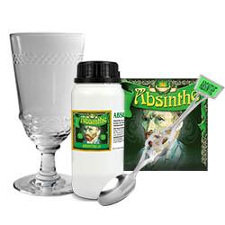 Absinthe Set & tillbehör
